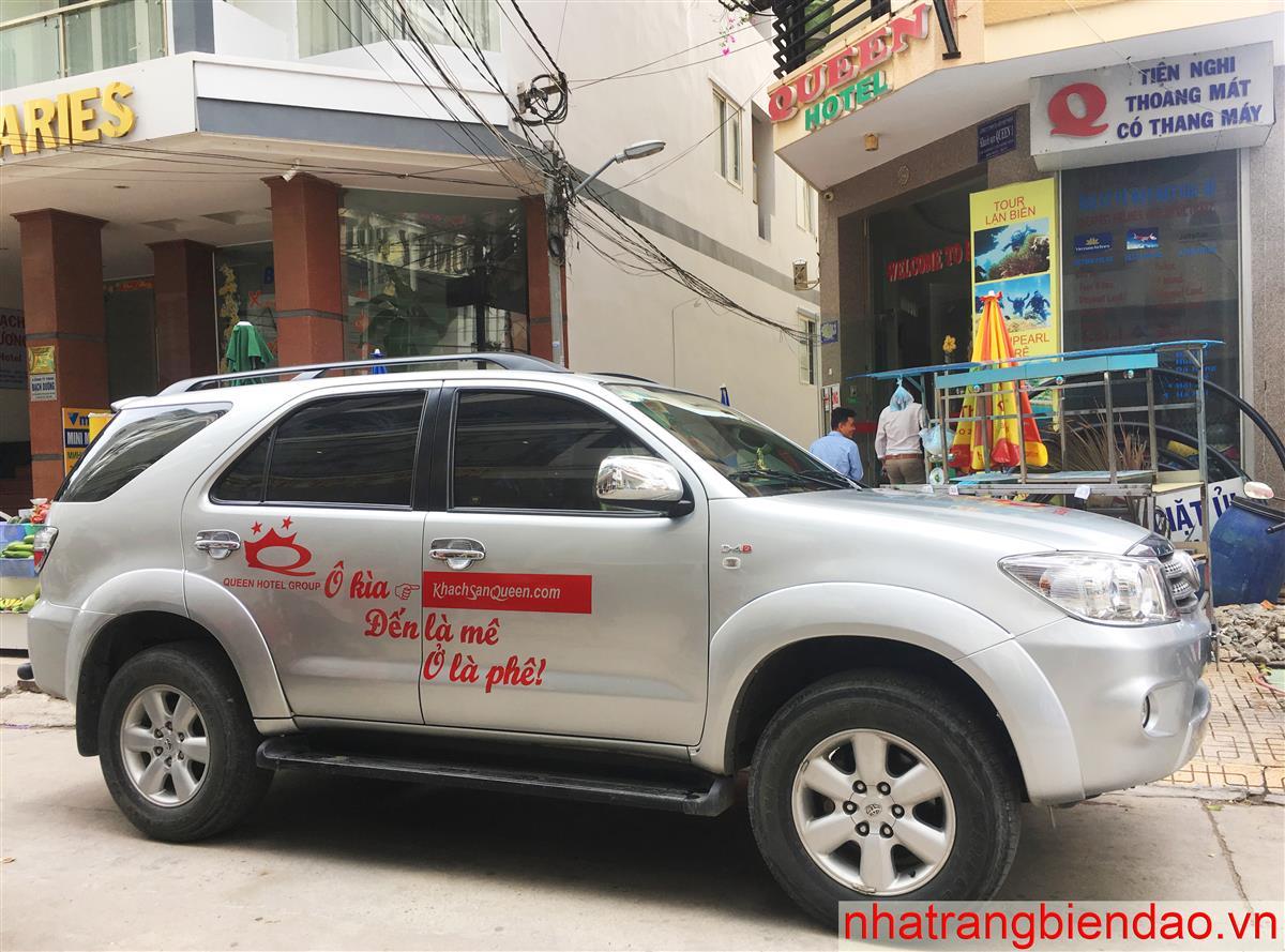 Thuê xe 7 chỗ Nha Trang
