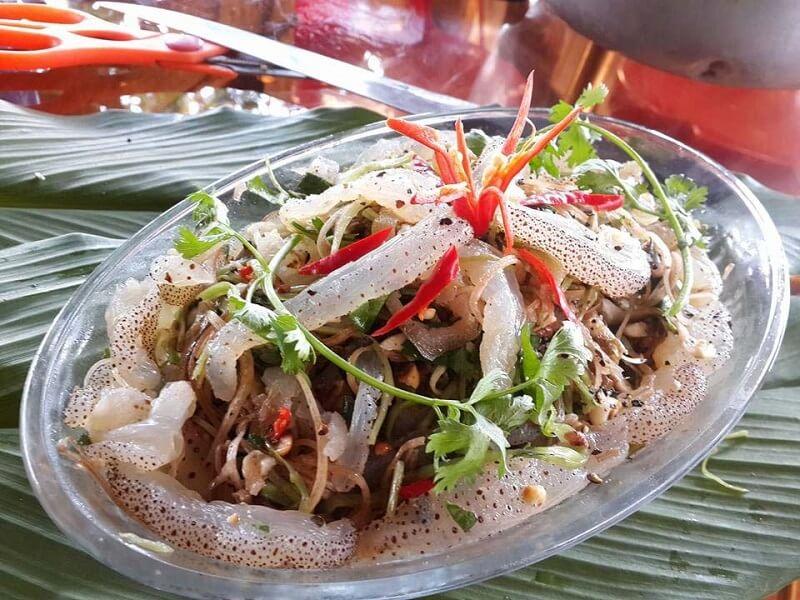 Gỏi sứa Nha Trang