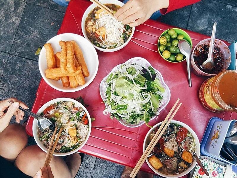 Bún ốc Nha Trang